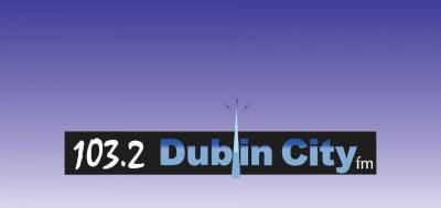 103.2 dublin city fm logo
