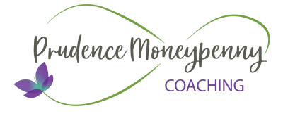 prudence moneypenny coaching logo
